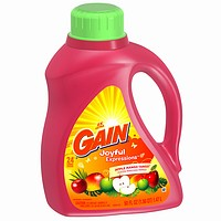 Gain Liquid Detergent Joyful Expressions Apple Mango Tango