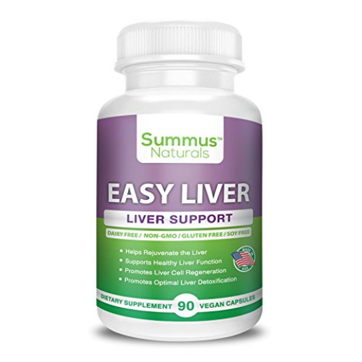 Easy Liver Dietary Supp…