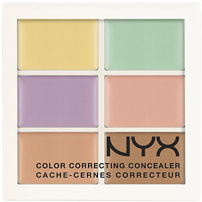 NYX Color Correcting Concealer
