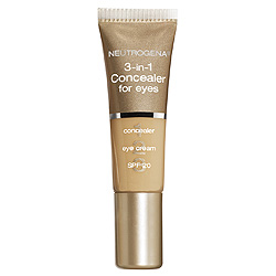 Neutrogena Neutrogena 3-in-1 Concealer for Eyes