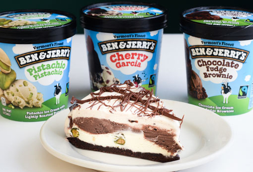 Ben & Jerry's Spumoni Ic…