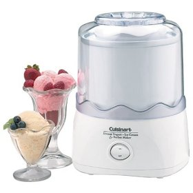 Cuisinart Automatic Ice Cream Maker