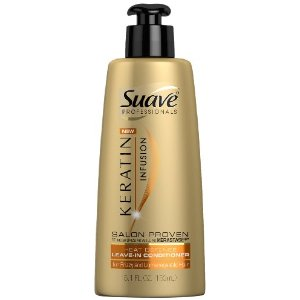 Suave Professionals Keratin Infusion Leave in Conditioner