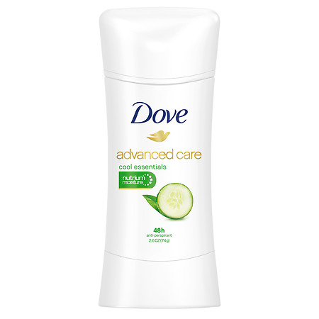 Dove Advanced Care Antip…