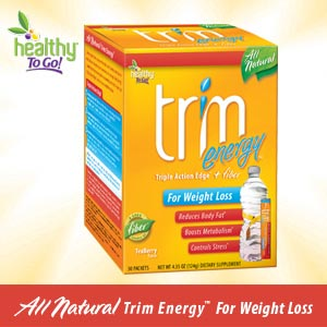 Healthy to go!  Healthy to go! Trim Energy