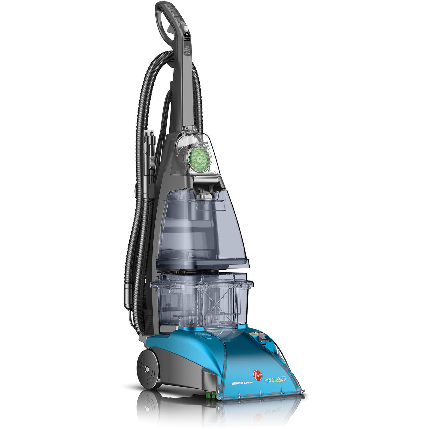 Hoover Steamvac Carpet Cleaner With Clean Surge Shespeaks