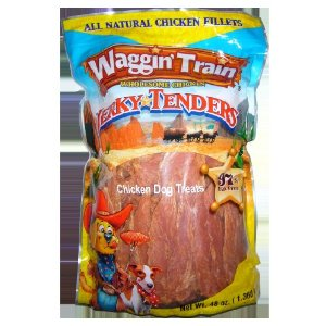 Waggin' Train  Chicken J…