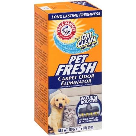 Pet Fresh Carpet Odor E…