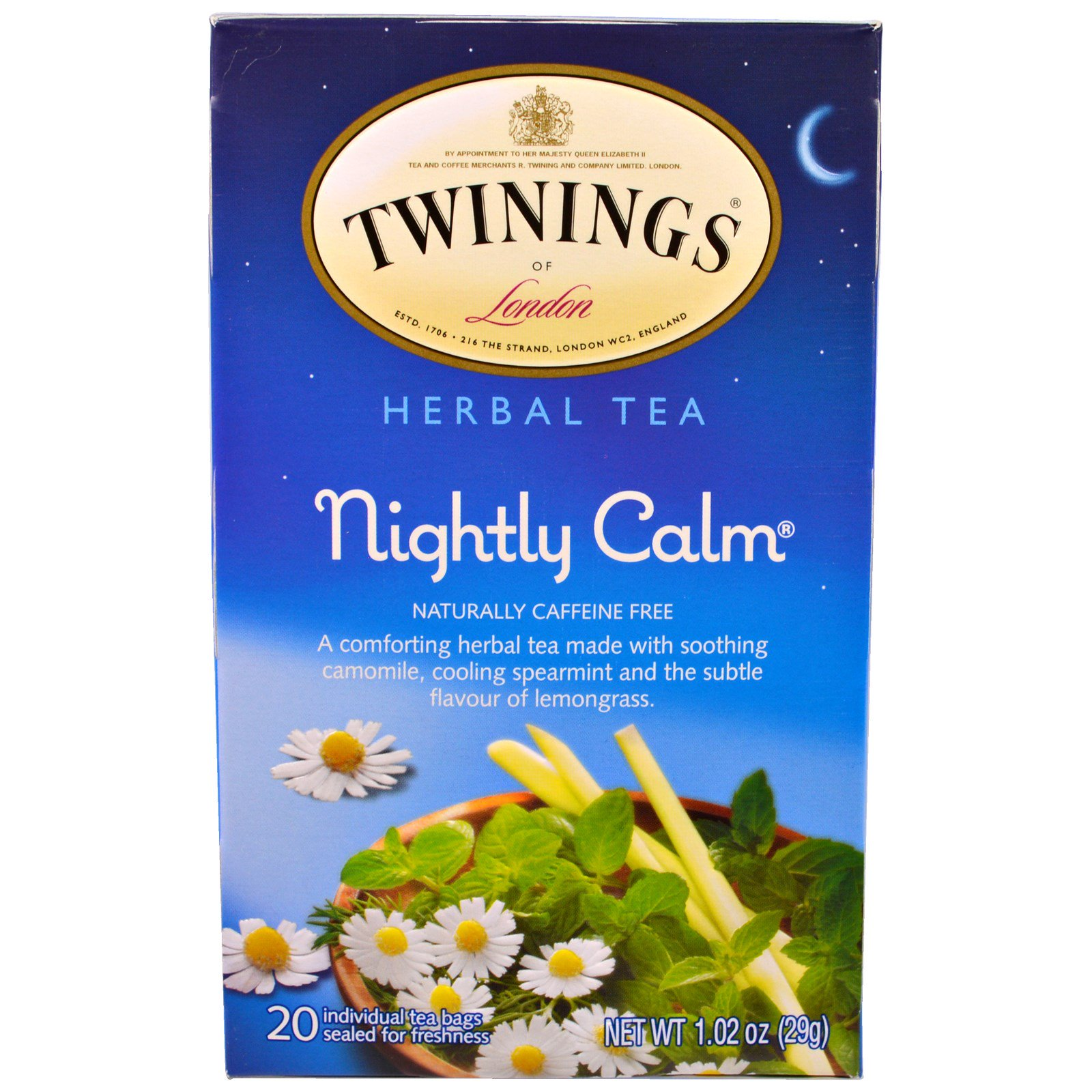 Herbal Tea Nightly Calm