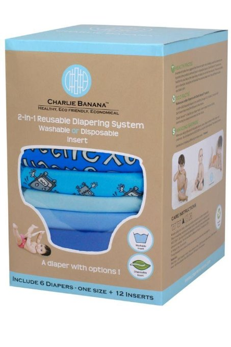 Charlie Banana OS Cloth Diaper