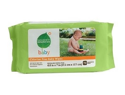 Seventh Generation  Natural Baby Wipes