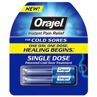 Single Dose Cold Sore T…