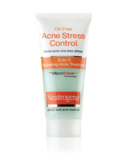 Neutrogena  Oil Free Acn…