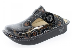 Alegria Shoes Black Gerb…