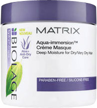 Matrix Biolage Aqua-immersion Creme Masque