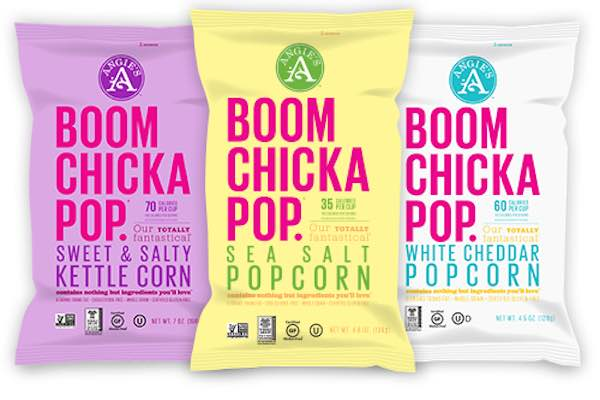 Angie's Boom Chicka Pop …