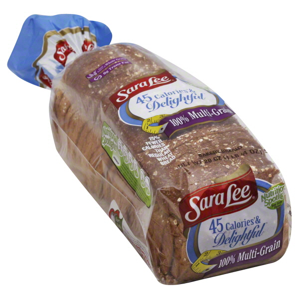 Sara Lee 45 Calories & D…