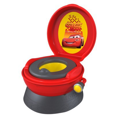 Cars Potty Seat with St…