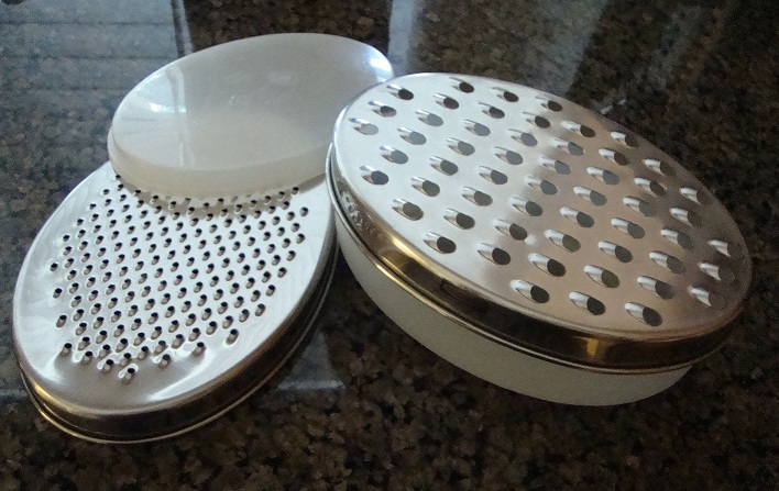 Ikea Chosigt Cheese Grater with Container
