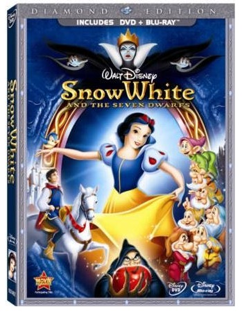 Disney Snow White and th…