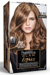L Oreal Paris Superior Preference Glam Lights Gl50 Medium