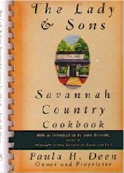 Paula  H. Deen Lady and Sons Savannah Country Cookbook
