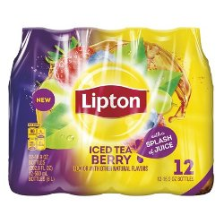 Lipton Iced Tea Berry