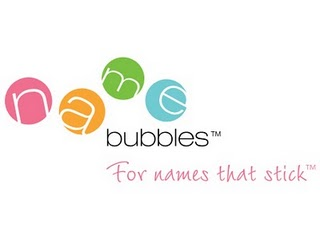 Name Bubbles  Daycare Labels