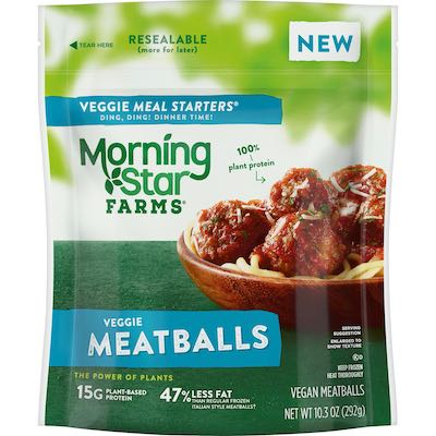 MorningStar Farms MorningStar Farms Veggie Meatballs