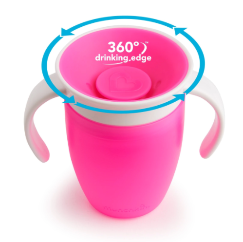 Munchkin Miracle® 360° Trainer Cup