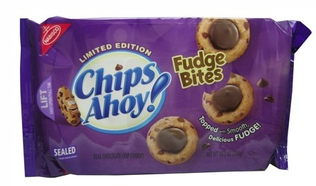 Chips Ahoy Fudge Bites