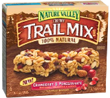 Chewy Trail Mix Cranber…