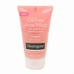 Oil-Free Acne Wash Foa…
