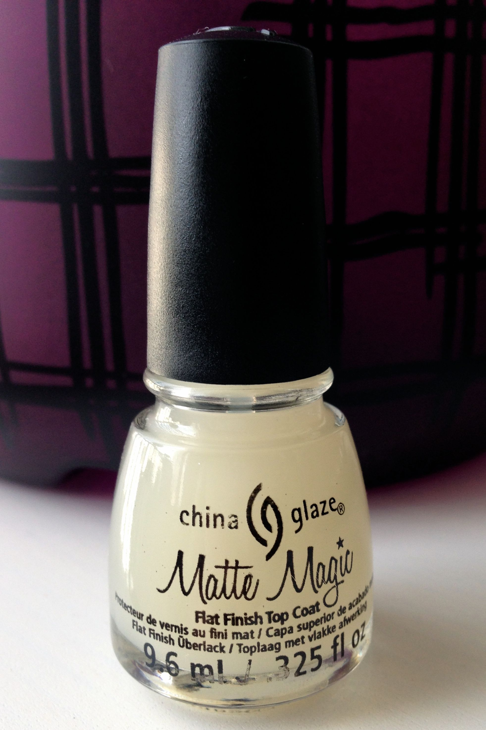 Matte Magic Flat Finish…