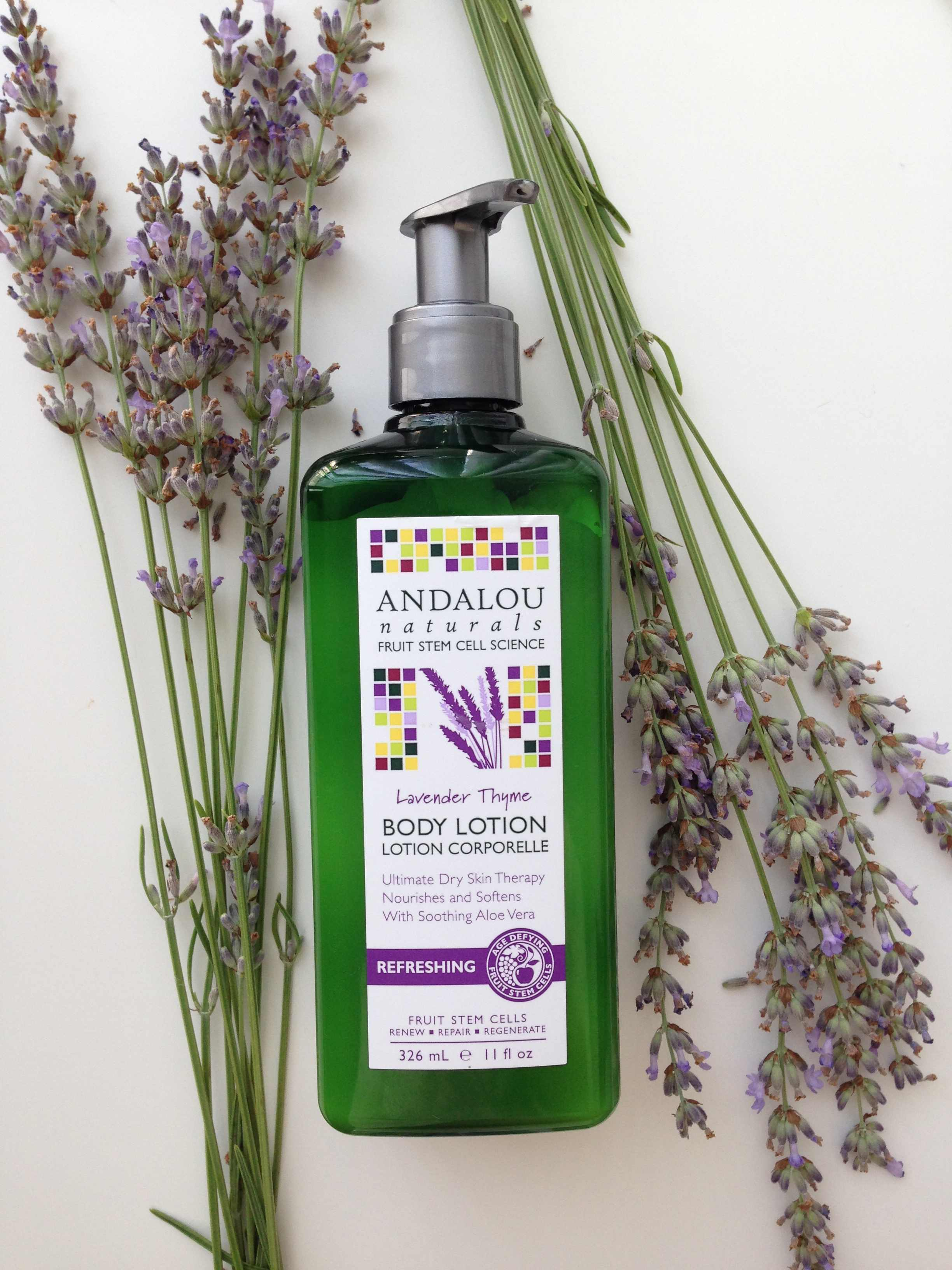 Body Lotion Lavender Th…