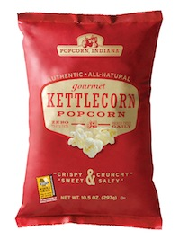 All-Natural Kettlecorn