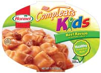 Hormel Compleats Kids Be…