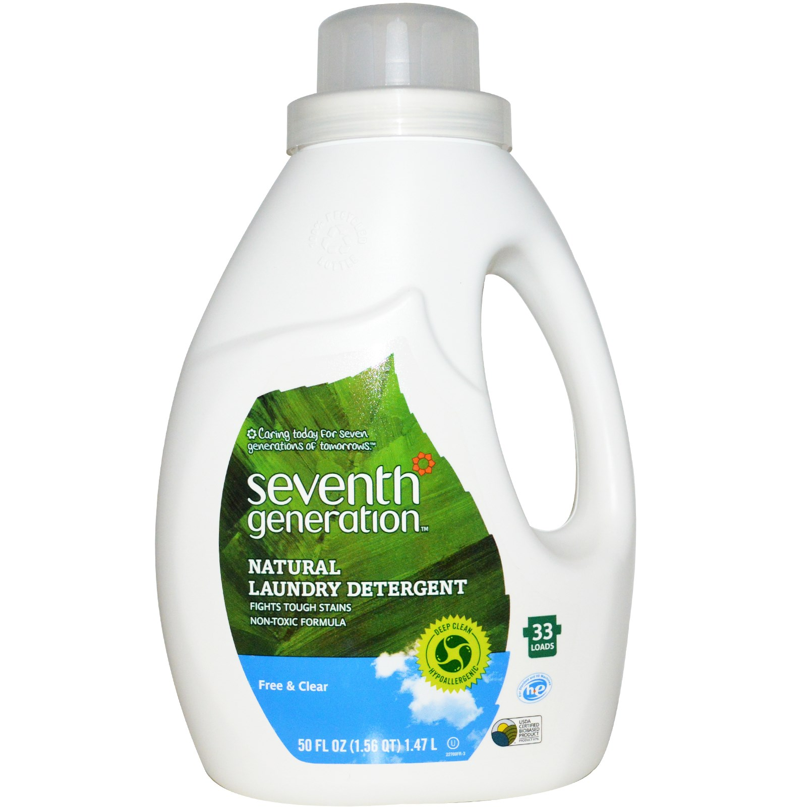 What is the best natural laundry detergent