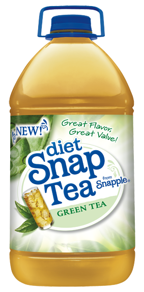snapple diet snap tea green tea