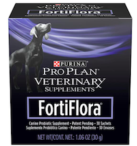 Purina Fortiflora Probiotics Dog Supplement