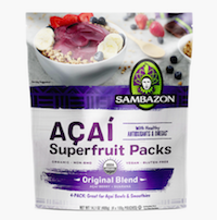 Acai Superfruit Frozen …