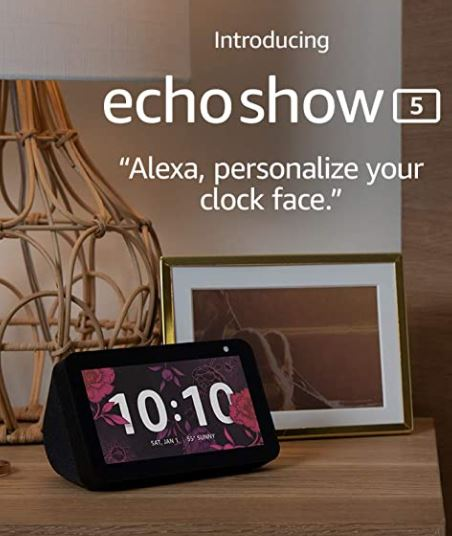 Amazon Alexa Echo Show