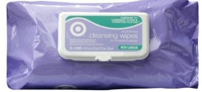 Target Up Baby Wipes