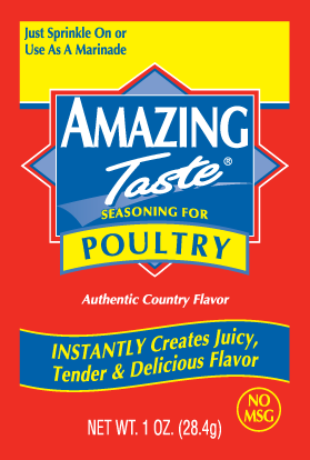 Amazing Taste  Poultry S…