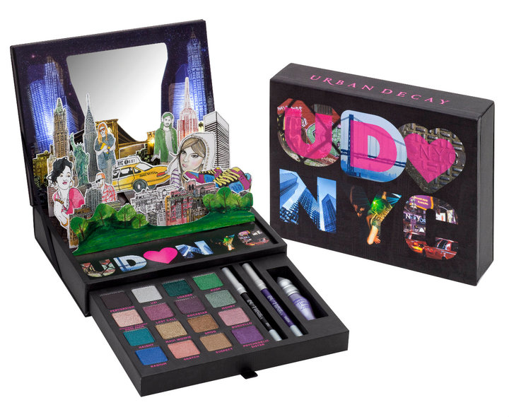 Urban Decay Book of Shadows Volume 3