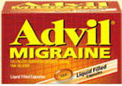 Advil Migraine Pain Reliever