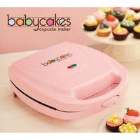 BabyCakes Mini Cupcake Maker SheSpeaks