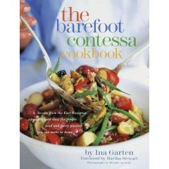 Ina Garten The Barefoot Contessa Cookbook