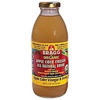 Bragg Organic Apple Cider Vinegar and Honey Drink