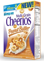 Cheerios Multi Grain Pea…